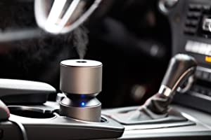 Organic Aromas® Nebulizer Mini USB Car Diffuser