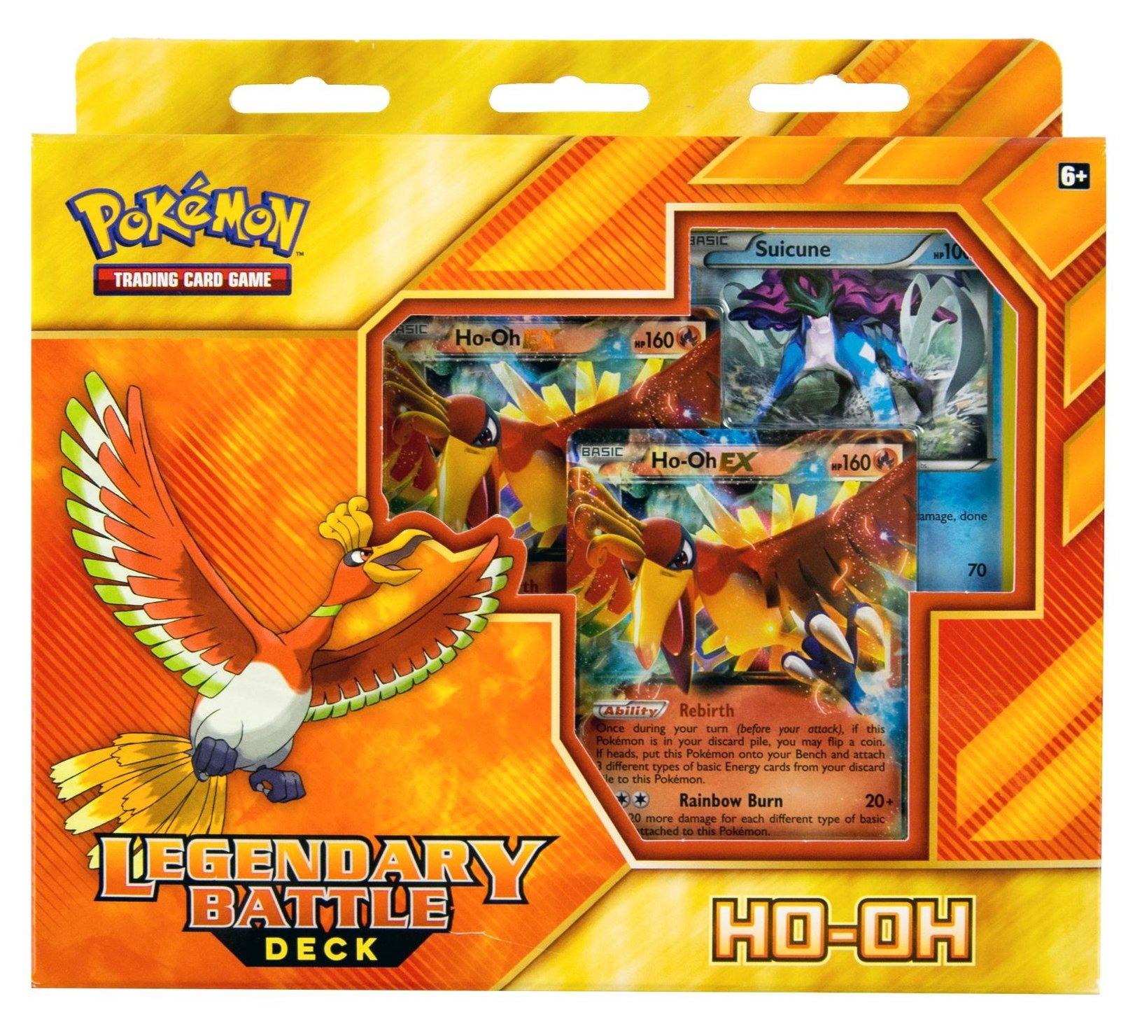 Pokemon TCG Legendary Battle Deck Ho-Oh by Pokémon