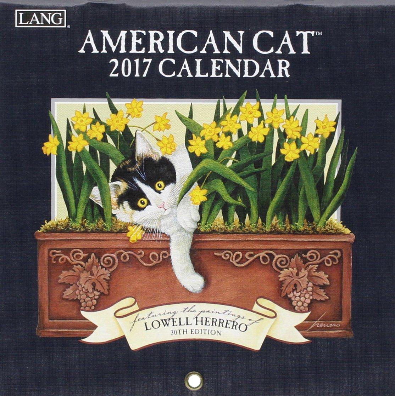 American Cat 2017 Calendar ( 7 x 7) ebook