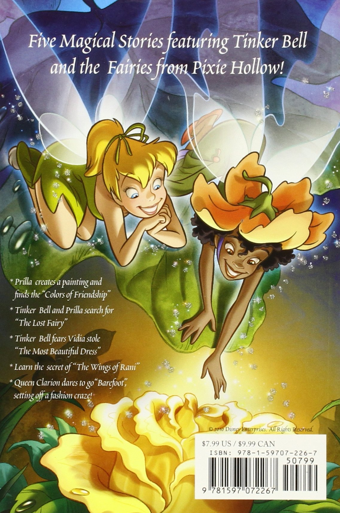 disney fairies graphic novel 2 tinker bell and the wings of rani