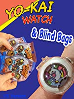 Yokai Watch & Medal Blind Bags