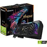 GIGABYTE AORUS GeForce RTX 3090 Xtreme 24G Graphics Card, Max Covered Cooling, 24GB 384-bit GDDR6X, GV-N3090AORUS X-24GD Vide