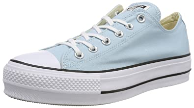 049d9418b9e7 Amazon.com  Converse Womens Chuck Taylor All Star Lift Ox Canvas ...