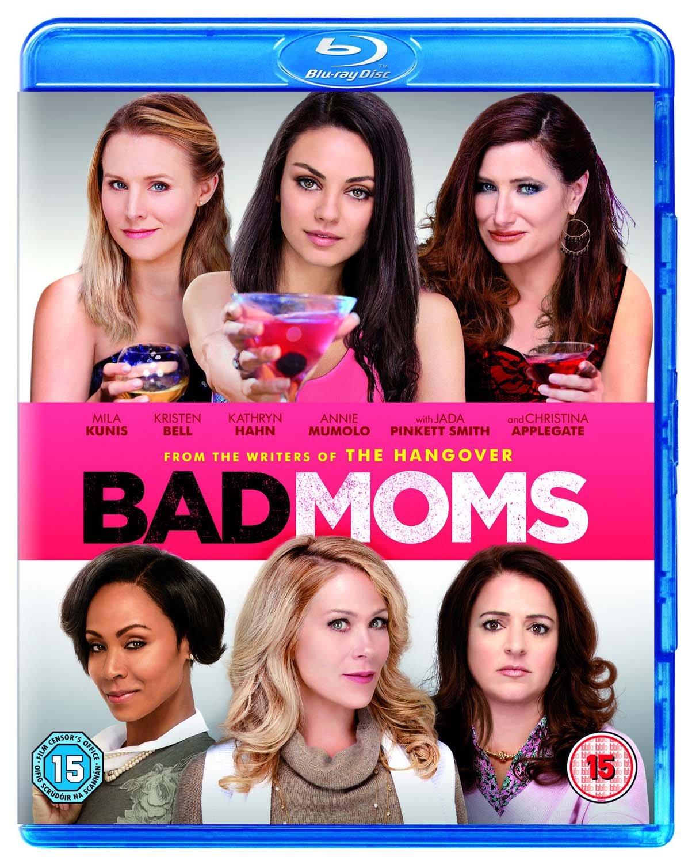 Amazon com: Bad Moms [Blu-ray]: Mila Kunis, Kathryn Hahn