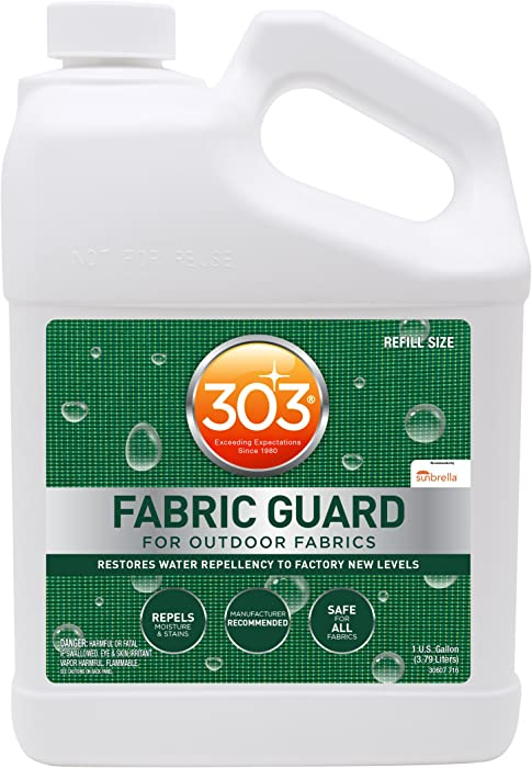 Top 9 Outdoor Fabric Protector