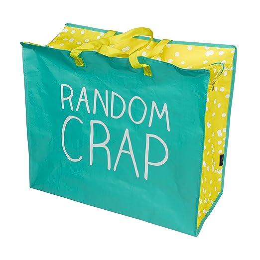 Happy Jackson Bolsa de almacenamiento//bolsa de almacenamiento grande cruzada coleccionista