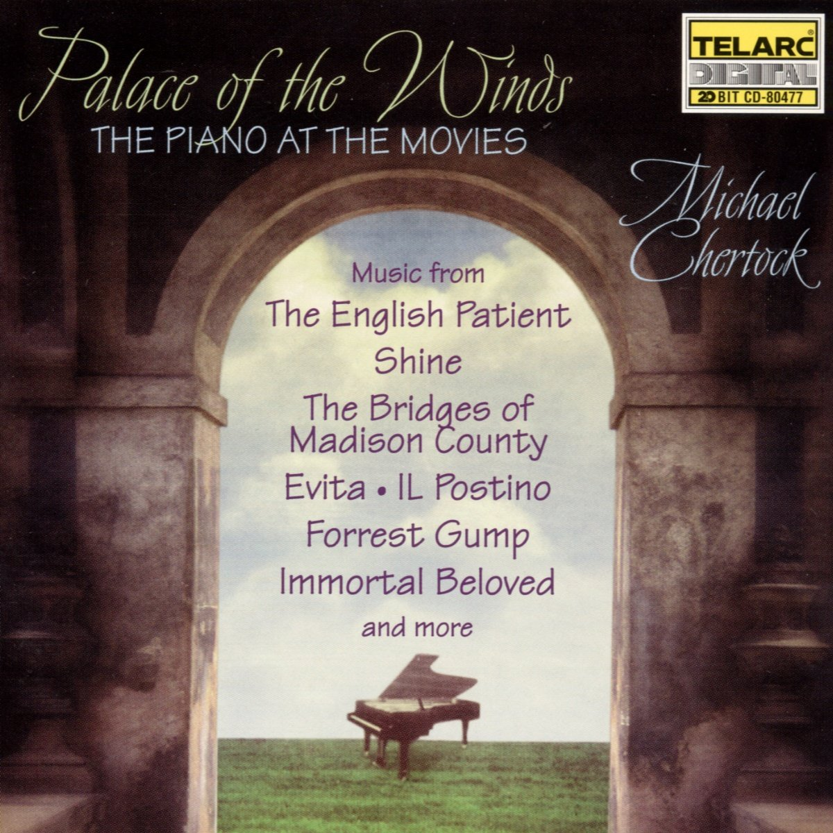 Palace of the Winds: Piano at the Movies by Forrest