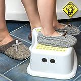 Tatkraft Prince Child Safety Nursery Step Stool Anti-slip