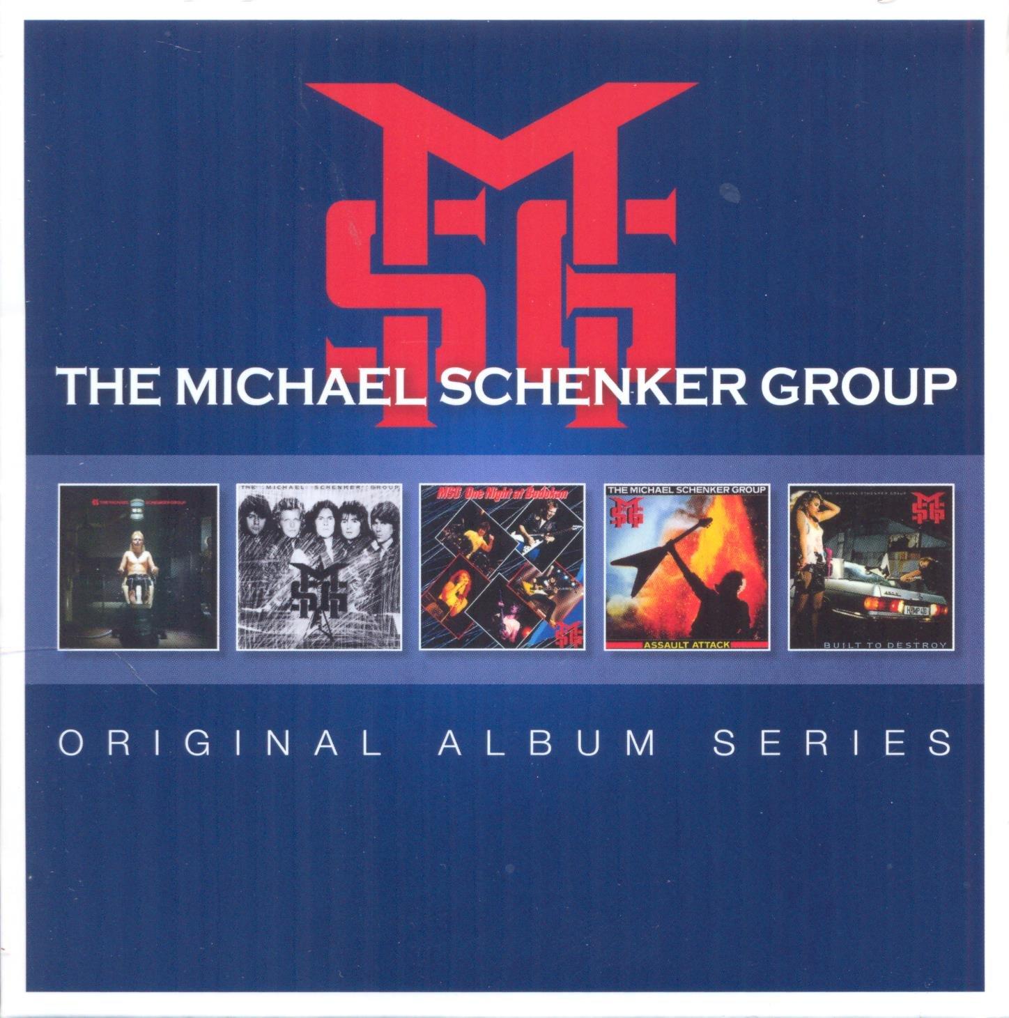 Original Album Series - Michael Group Schenker: Amazon.de: Musik