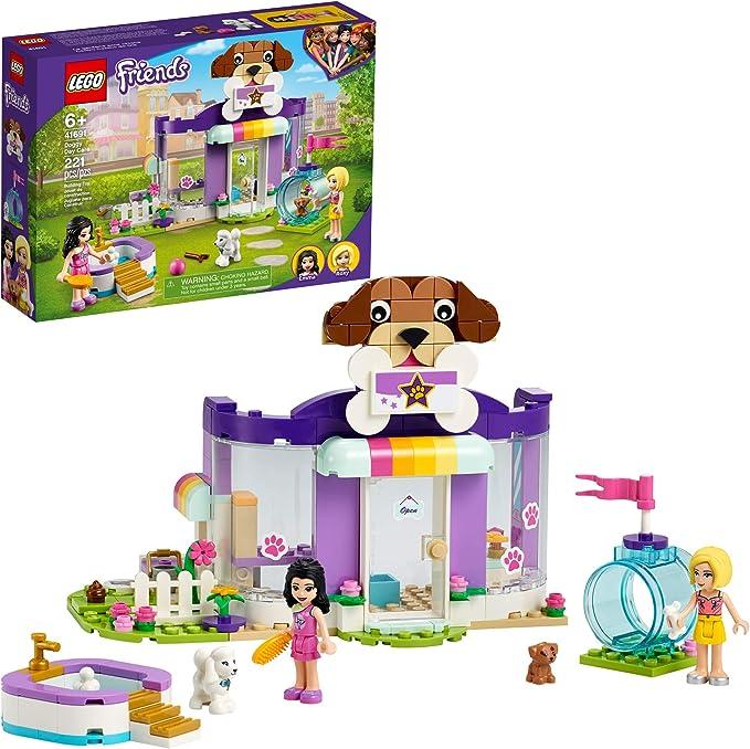 PUMPKIN LEGO ANIMALS CINDERELLAS DOG // PUPPY W// BANGS /& TAIL NEW + GIFT