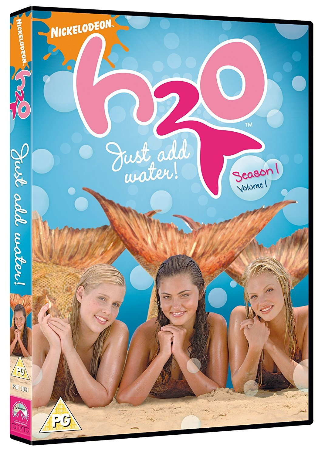 H2O - Just Add Water - Series 1 Vol.1 Edizione: Regno Unito Reino Unido DVD: Amazon.es: H2o-Just Add Water-Series 1 Vo: Cine y Series TV