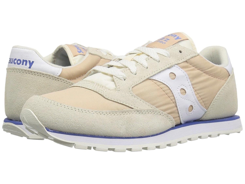 【2019春夏新色】 [サッカニー] レディースランニングシューズスニーカー靴 1 Jazz Medium Low Pro [並行輸入品] Tan/White B07KWQX733 Tan/White 1 8.5 (25cm) B - Medium 8.5 (25cm) B - Medium Tan/White 1, ギフトショップナコレ:86023099 --- a0267596.xsph.ru