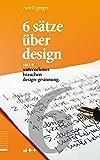 6 sätze über design – satz 6: unternehmer brauchen design-gesinnung.