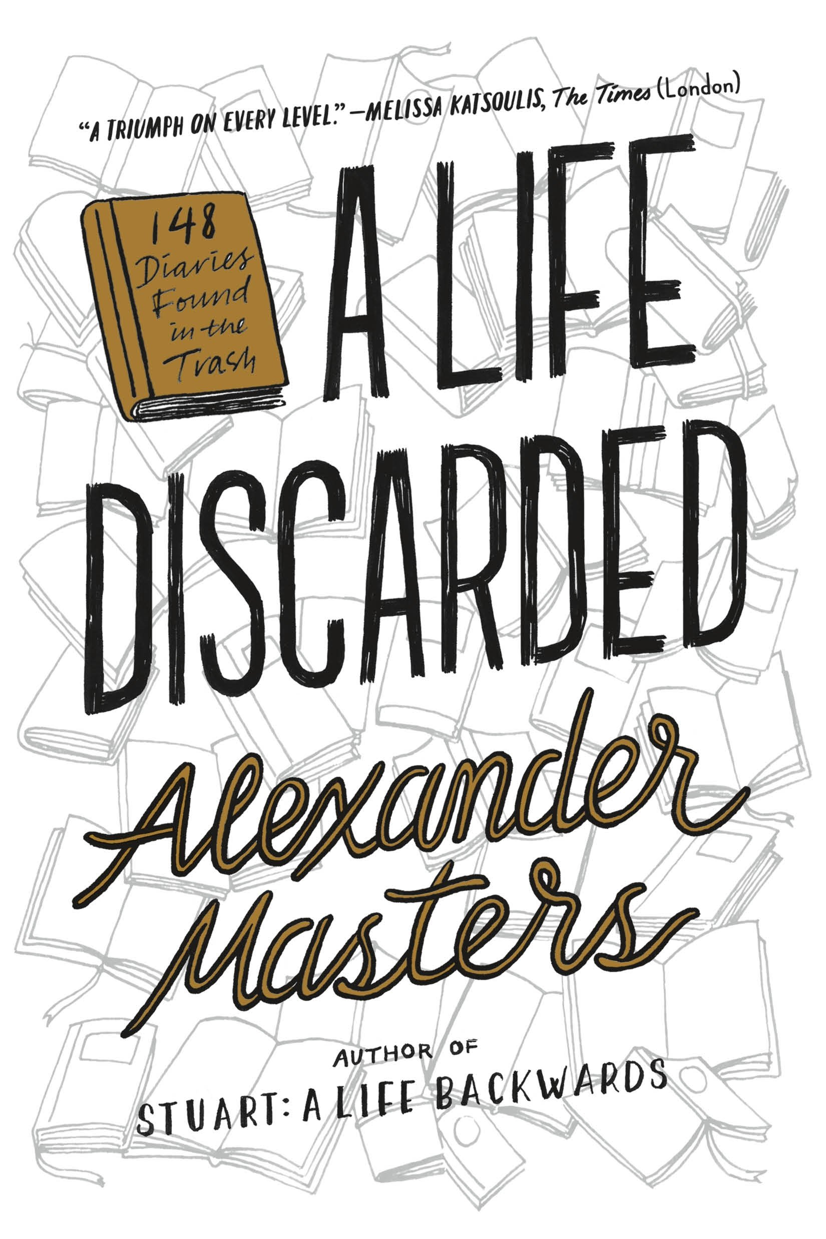 A Life Discarded: 148 Diaries Found in the Trash