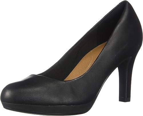 : Clarks Adriel Viola Zapatos de tacón para