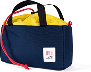 product image for Topo Designs Camera Cube - Navy/yellow