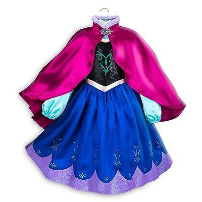 Disney Anna Costume for Kids - Frozen Multi: Clothing