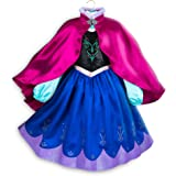 Disney Anna Costume for Kids - Frozen Multi