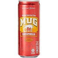 Mug Sarsaparilla Drink, 330ml (Pack of 24)