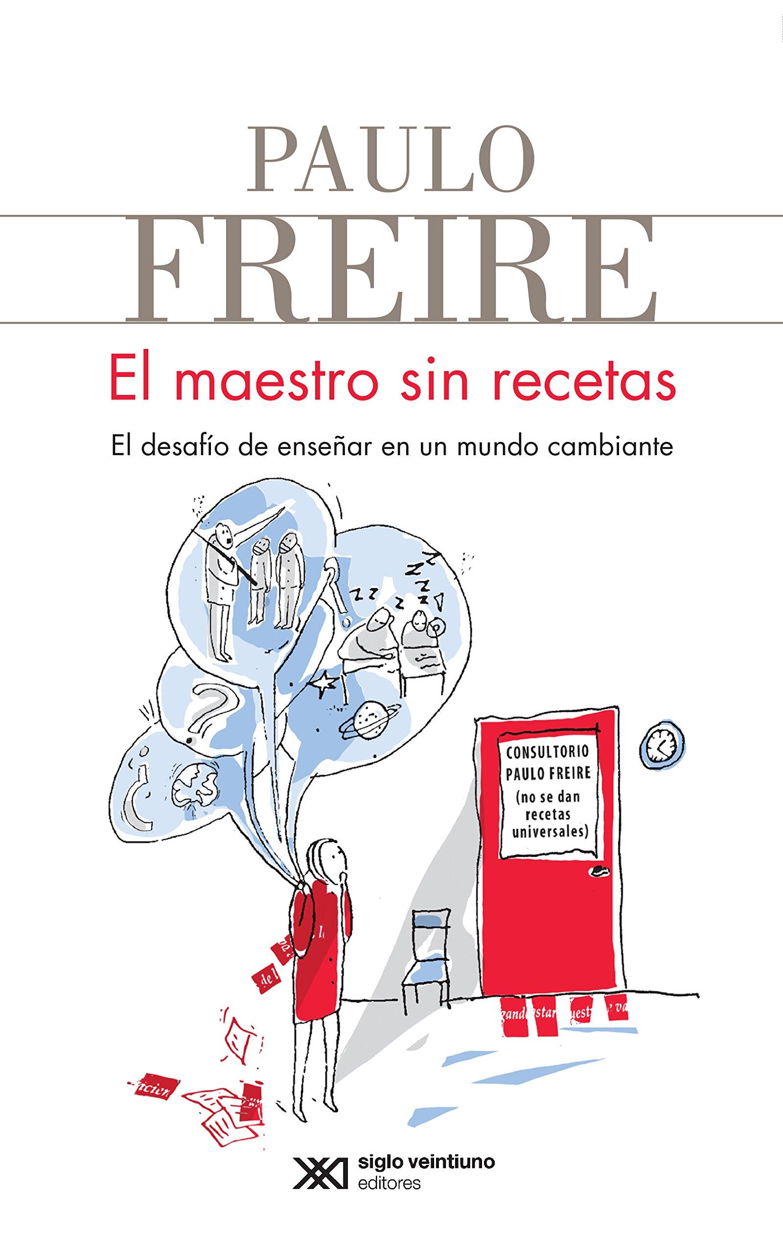Amazon.com: El Maestro Sin Recetas El Desafio De Ensenar En ...