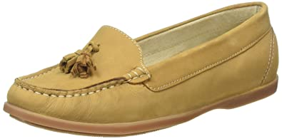 Hush Puppies Aubree Chardon, Mocassins Femme, Marron (Tan), 36 EU