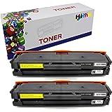 2PACK Compatible MLT-D111 MLTD111S Toner Cartridge For Samsung 111S Xpress SL-M2020W SL-M2022 SL-M2022W M2070 SL-M2070FW SL-M2070W Printer 2 PACK 2 PACK