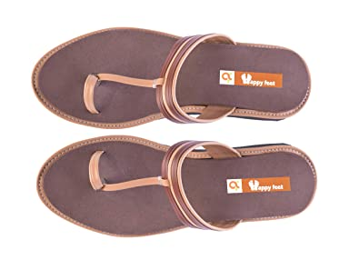 6d0d3011804fd0 Happy Feet Appu MCP Orthopedic Foot Pain Relief Ladies Slippers  Buy Online  at Low Prices in India - Amazon.in