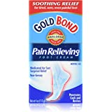 Gold Bond Pain Relieving Foot Cream, 2 Count