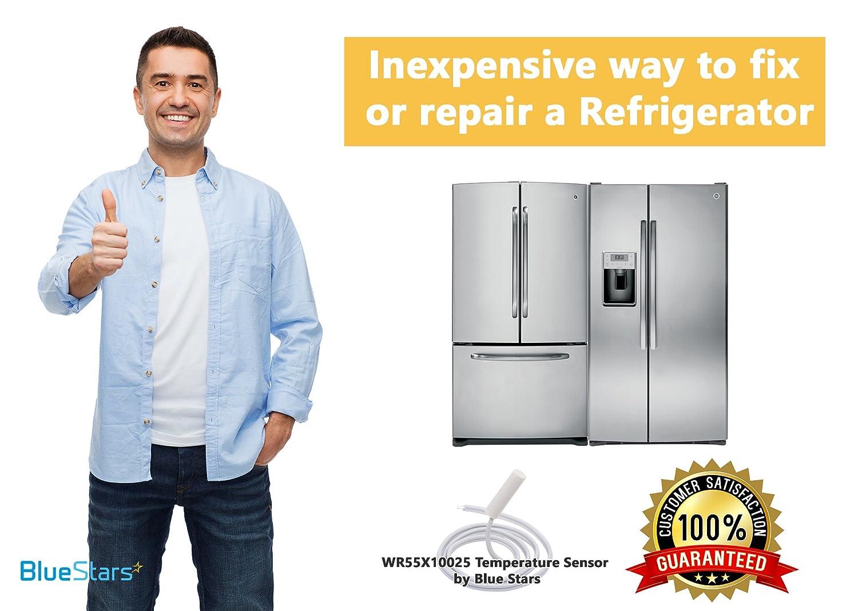 Sensor de temperatura de repuesto para refrigerador Ultra Durable ...