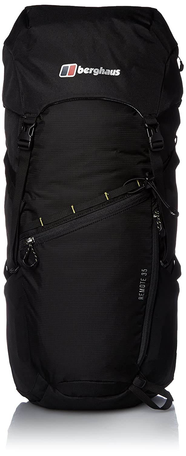 e17606a75 Berghaus Remote Outdoor Backpack available in Black Black - 35 Litres   Amazon.co.uk  Sports   Outdoors