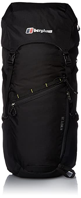 Berghaus Remote Outdoor Backpack available in Black Black - 35 Litres 5392acbf0f6ee