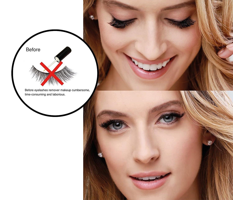 Magnetic Eyelashes Arishine Reusable eyelashes Image 3