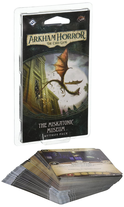 Arkham Horror LCG: The Miskatonic Museum - English: Amazon ...