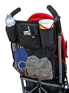 JL Childress Cups 'N Cargo Stroller Organizer