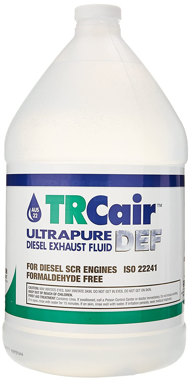 TRCair 00203 1-Gallon Diesel Exhaust Fluid - 4 Count Terra Cair