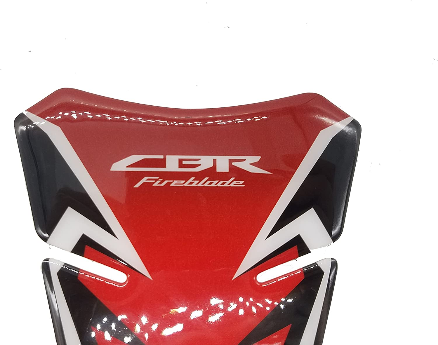 Red Motorcycle Sticker Decal Gas Fuel Tank Protector Pad For Honda CBR Firedblade