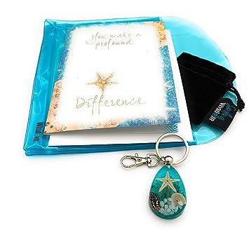 Amazon.com: Sonriente Sabiduría – Azul Estrella de mar ...