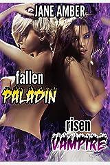 Fallen Paladin, Risen Vampire (f/f, vampire sex, bdsm) (Crimson Band Adventuring Party Book 2)
