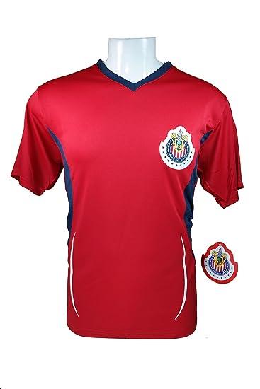 Amazon.com: Chivas De Guadalajara - Camiseta oficial de ...