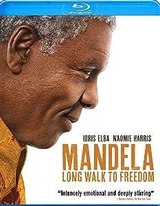 Mandela: Long Walk to Freedom [Blu-ray]