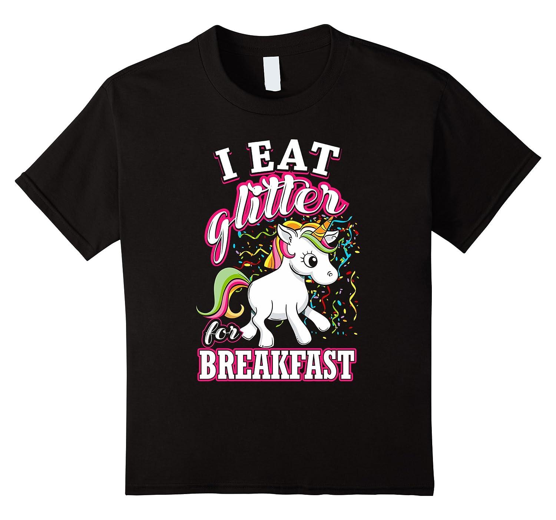 Cute Unicorn Glitter Breakfast Confetti-Awarplus