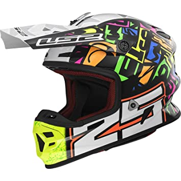 LS2 Casco Moto MX456 Replica Punch, Ivan Cervantes, ...