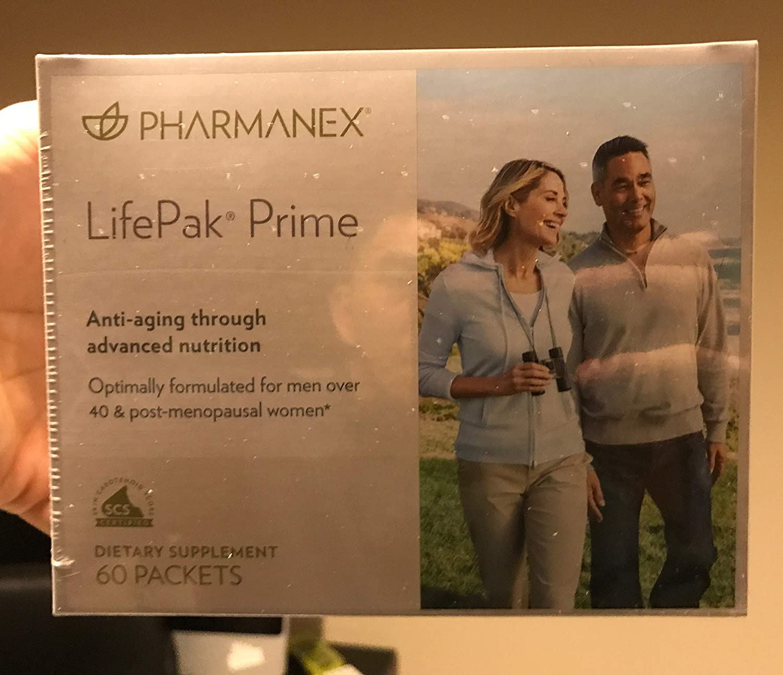 Likepak Prime Anti Aging Formular From Pharmannex Nu Skin