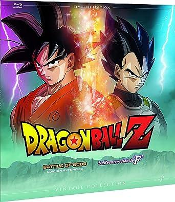 Dragon Ball Z - La Batalla De Los Dioses La Resurrección Colección ...