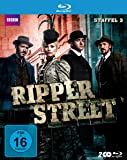 Ripper Street - Staffel 3 - Uncut Version [Blu-ray]