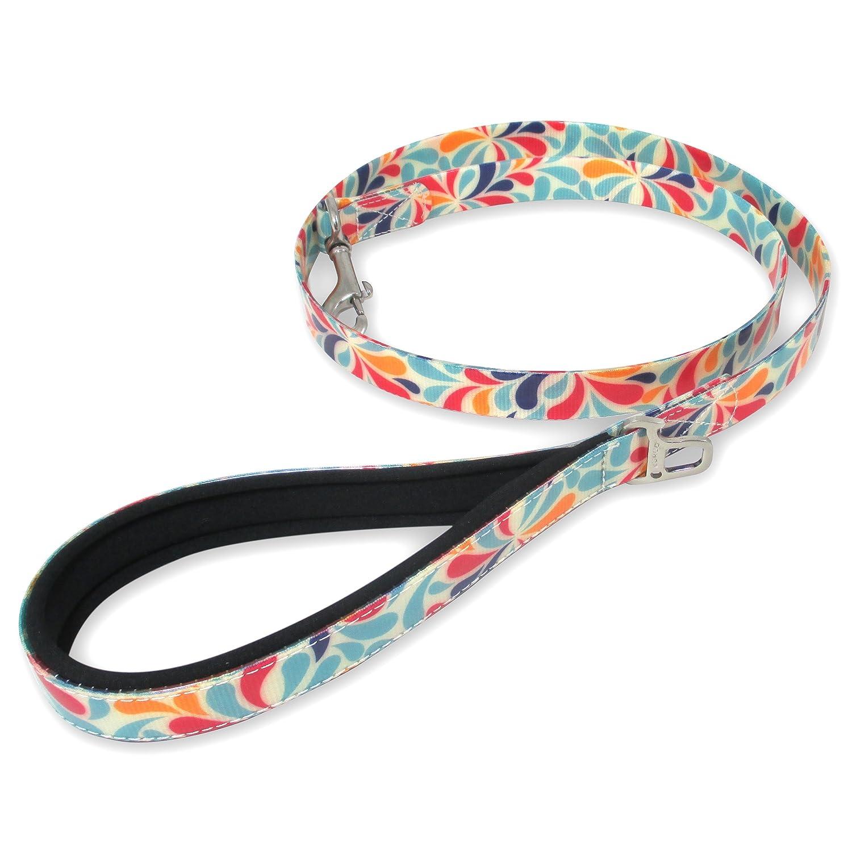 color Splash Kurgo Kurgo Muck Dog Leash, Water Proof Leash for Pets, color Splash…