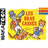 Les Bras Cassés - Coloriage animé