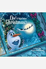 Frozen: Olaf's Night Before Christmas (Disney Picture Book (ebook)) Kindle Edition