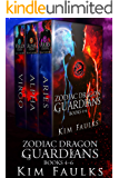 Zodiac Dragon Guardians Boxed Set: Urban Fantasy Dark Romance Books 4-6