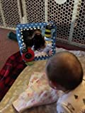 If you need a motivator for a lazy baby, look into this mirror!